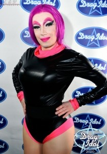 Miss Crystal P Enigma  - Drag Queen Act