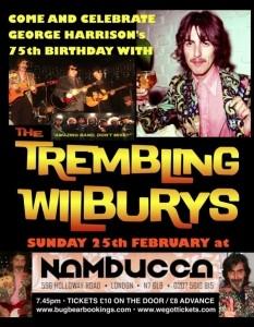 The Trembling Wilburys - 70s Tribute Band