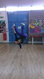 Jay Skittz - Street / Break Dancer