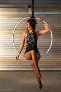 Stephanie Sky - Aerialist / Acrobat