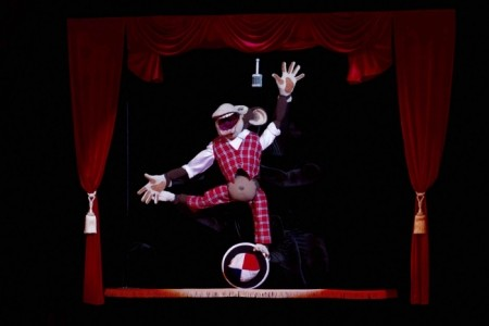 Show-Theatre Double D - Puppeteer