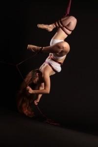 Antonietta Alfano - Aerial Rope Act