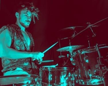 Roberto Moèl Ranalli - Drummer