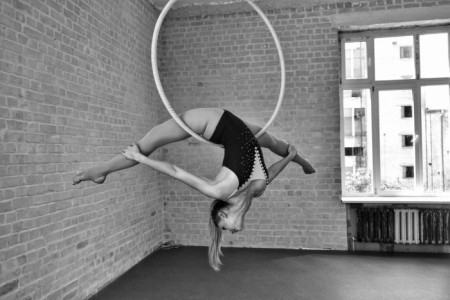 Shevchenko Kateryna - Circus Performer