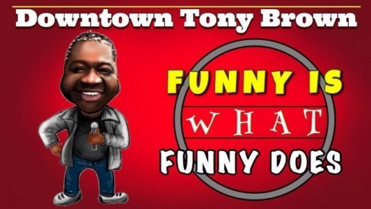 DOWNTOWN TONY BROWN image