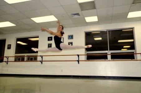 Irina Nedelcu - Ballet Dancer