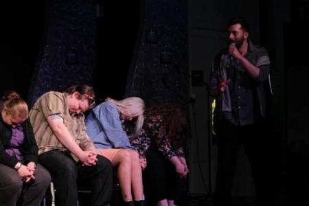 Elijah Garcia Stage Hypnotist - Hypnotist