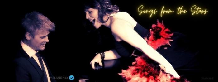 Songs from the Stars Melane & Michel Desjardins - Duo