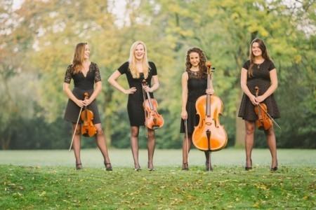 Grazia Strings - String Quartet
