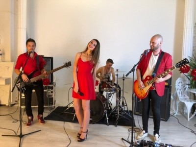 The Lucky Strike Band - Cover Band