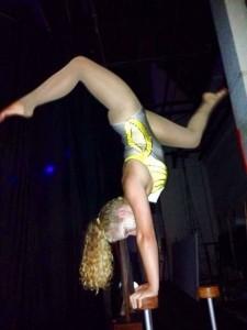 Nikki Gillett - Aerialist / Acrobat