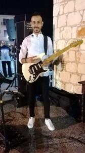 Aristos Savva - Electric Guitarist
