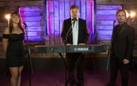 The Harmonies - Signed Sealed Delivered - Wedding Band