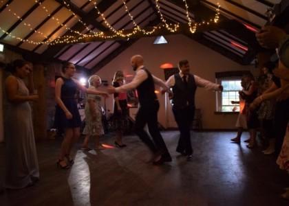 DANCIN DIGITS CEILIDH BAND - Wedding Band