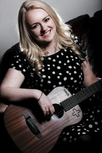 Lorna Adams - Guitar Singer