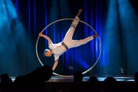 Pascal Haering - Cyr Wheel Act
