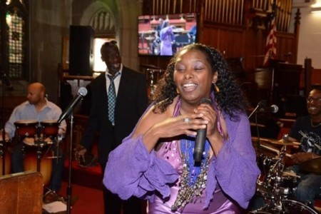 Laranah Phipps Ray (Vocalist) and La Funkalicious (Band) - Jazz Singer