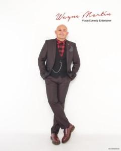 Wayne (champs) Martin  - Comedy Singer
