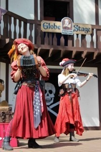 The Roving Blades/The Crimson Pirates - Irish Band