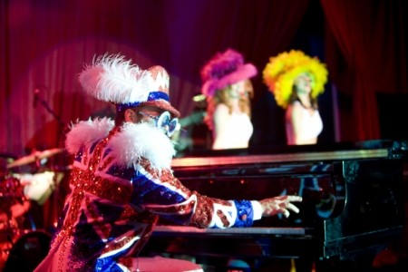 The ELTON Experience - Elton John Tribute Act