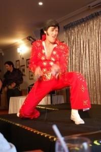 karl king - Elvis Impersonator