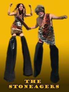 Diddy Long Legs - Stilt Walking Entertainers - Stilt Walker