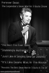 Forever Dean The Legendary Dean Martin Tribute Show image