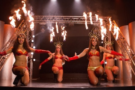 The Dancing Fire Entertainment image