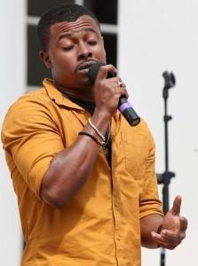 Cush Evans - Male Singer