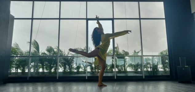 Dhanisa Shende - Female Dancer