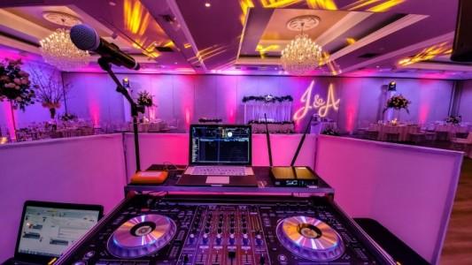 Wedding DJ - Event Rentals - Wedding DJ