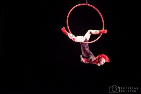 Rebekah Burke - Aerialist / Acrobat