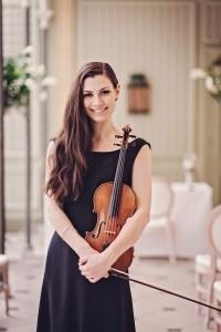 Emma Fry - Violinist