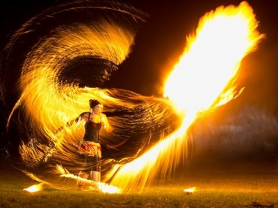 Fire Show Extravaganza!  image