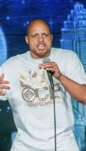 Tyrone Burston  - Adult Stand Up Comedian