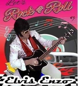 Elvis Enzo - Elvis Impersonator