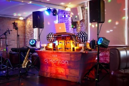 DJ Karlton - Wedding DJ