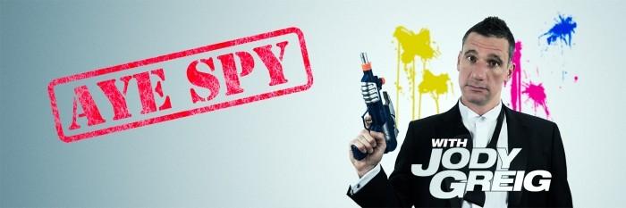 Aye Spy - Comedy Cabaret Magician