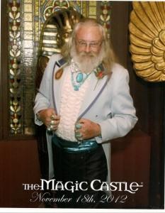 Magic Santa Claus - Close-up Magician