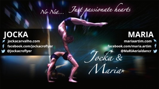 Duo Jocka & Maria - Aerialist / Acrobat