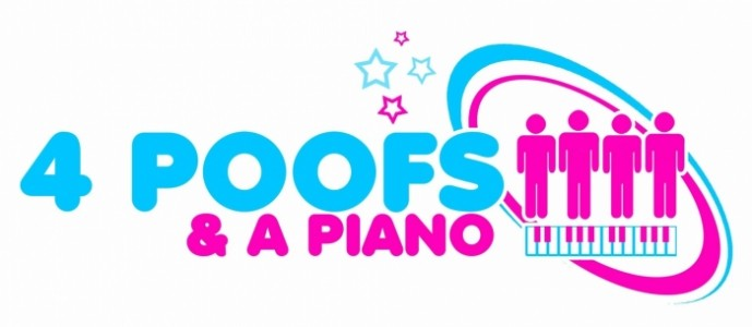 4 Poofs and a Piano image