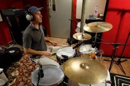 Stephen Brown - Drummer