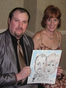 Caricatures & Comedy by Bill Begos - Caricaturist