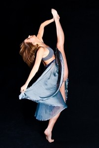 Ellie Johnson - Female Dancer