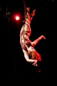 Camille Swift - Aerialist / Acrobat