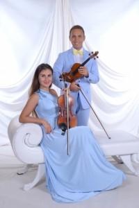 Black Diamonds Duo - Violinist