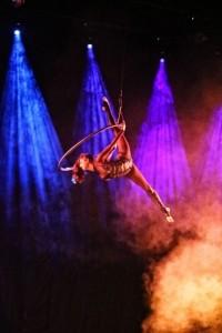 Shaevawn Dana - Aerialist / Acrobat
