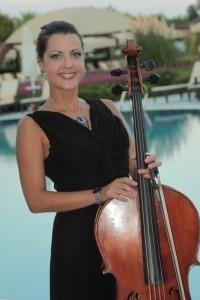 JULIETA - Cellist