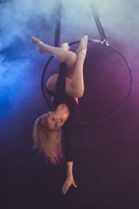 Emily Cage - Aerialist / Acrobat