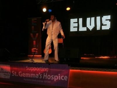 Dean Holland - Elvis Impersonator